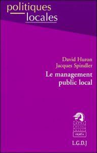 David-HURON-Le-management-public-local