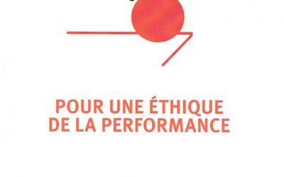 Grandeur et décadence du New Public management : vers un nouveau modèle de performance de la sphère publique ? (2013)