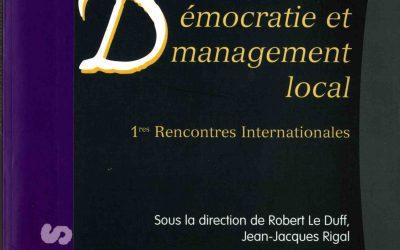 Démocratie locale et pouvoir fiscal : deux préalables à l'autonomie locale en France (2004)